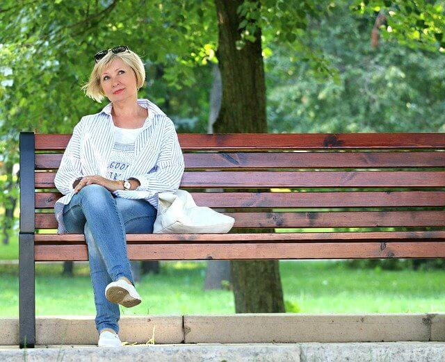 mujer menopausia